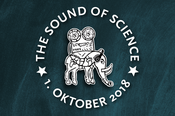 Podcast-Premiere THE SOUND OF SCIENCE. 1.10.2018, Roter Salon der Volksbühne Berlin