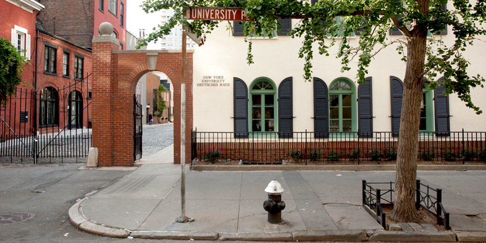 © Deutsches Haus at NYU