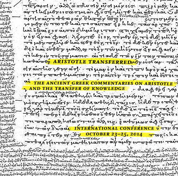 Aristotle Transferred